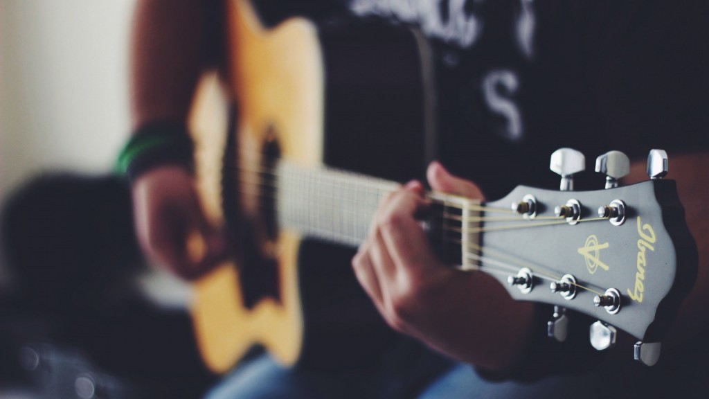 Курсы игры на гитаре в Киеве