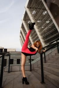 Наталия Печерная, преподаватель хореографии